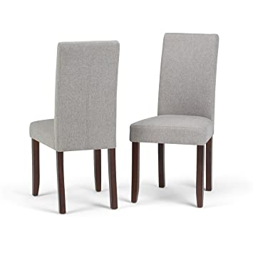 Magnificent Amazon Com Simpli Home Ws5113 4 Clg Acadian Contemporary Ncnpc Chair Design For Home Ncnpcorg