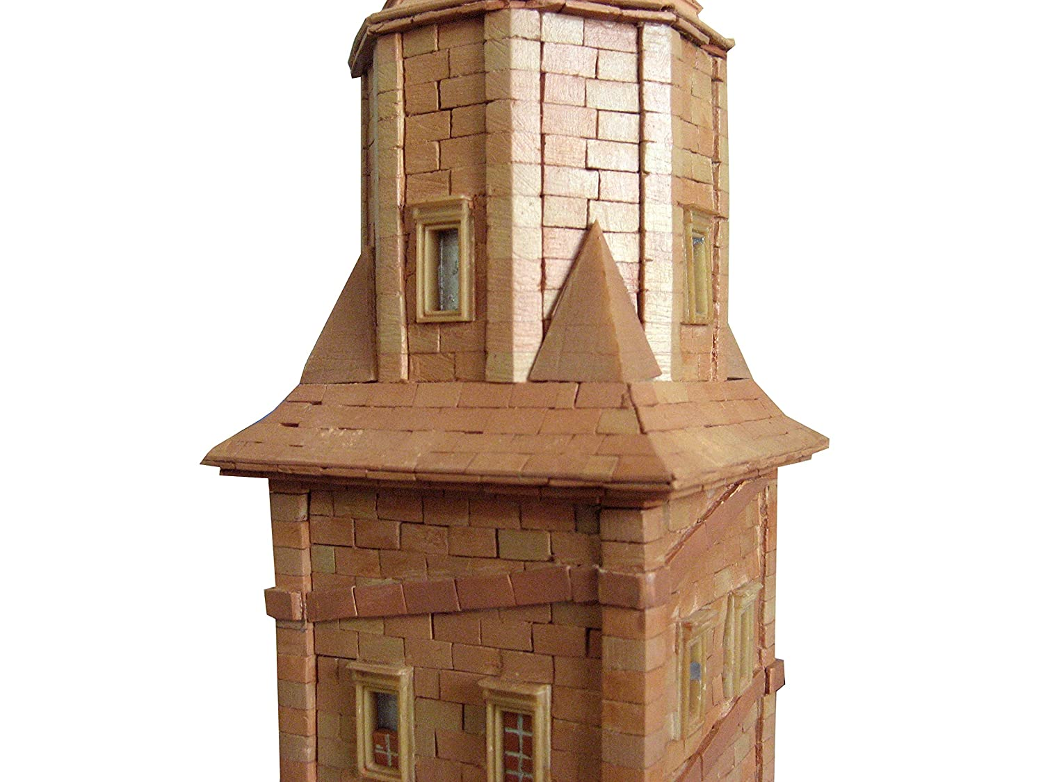 Amazon.com: KERANOVA 30108 Historic Buildings 2930 Pieces ...