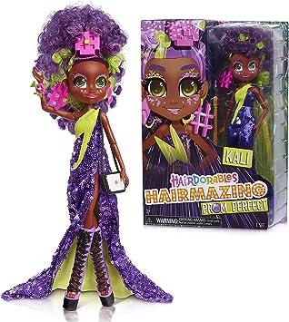 Hairdorables Hairmazing Fashion Dolls – Kali, Multi-Color