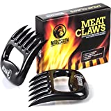 MEAT CLAWS Pulled Pork Shredder - For Perfectly Shredded Meat, These Are The Bear Claws You Need - Best Bear Claws Meat Shredder For BBQ, Smoker, Grill - Shred Your Meat, Don't Burn Your Hands!