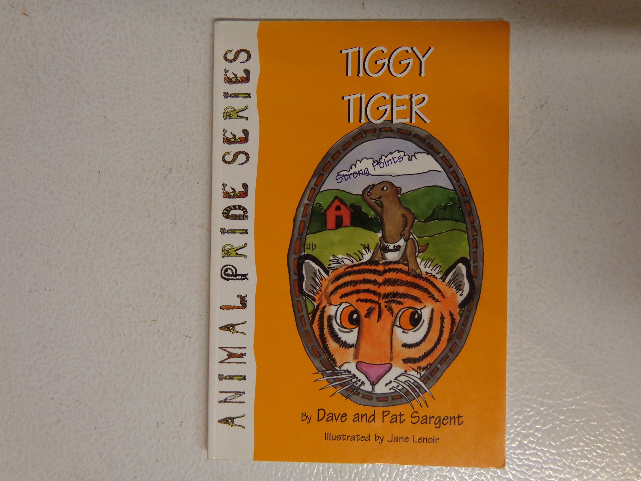 Download Tiggy Tiger pdf