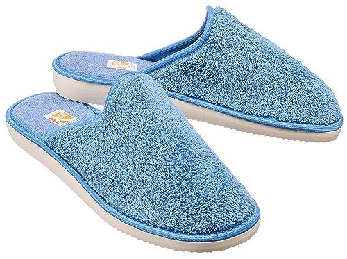 Bosaco Zapatillas De Casa Mujer Pantuflas De Lujo Casa para Mujer: Amazon.es: Zapatos y complementos