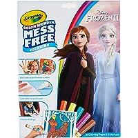 Crayola 75 7002 Color Wonder Disney Frozen 2 Colouring Book
