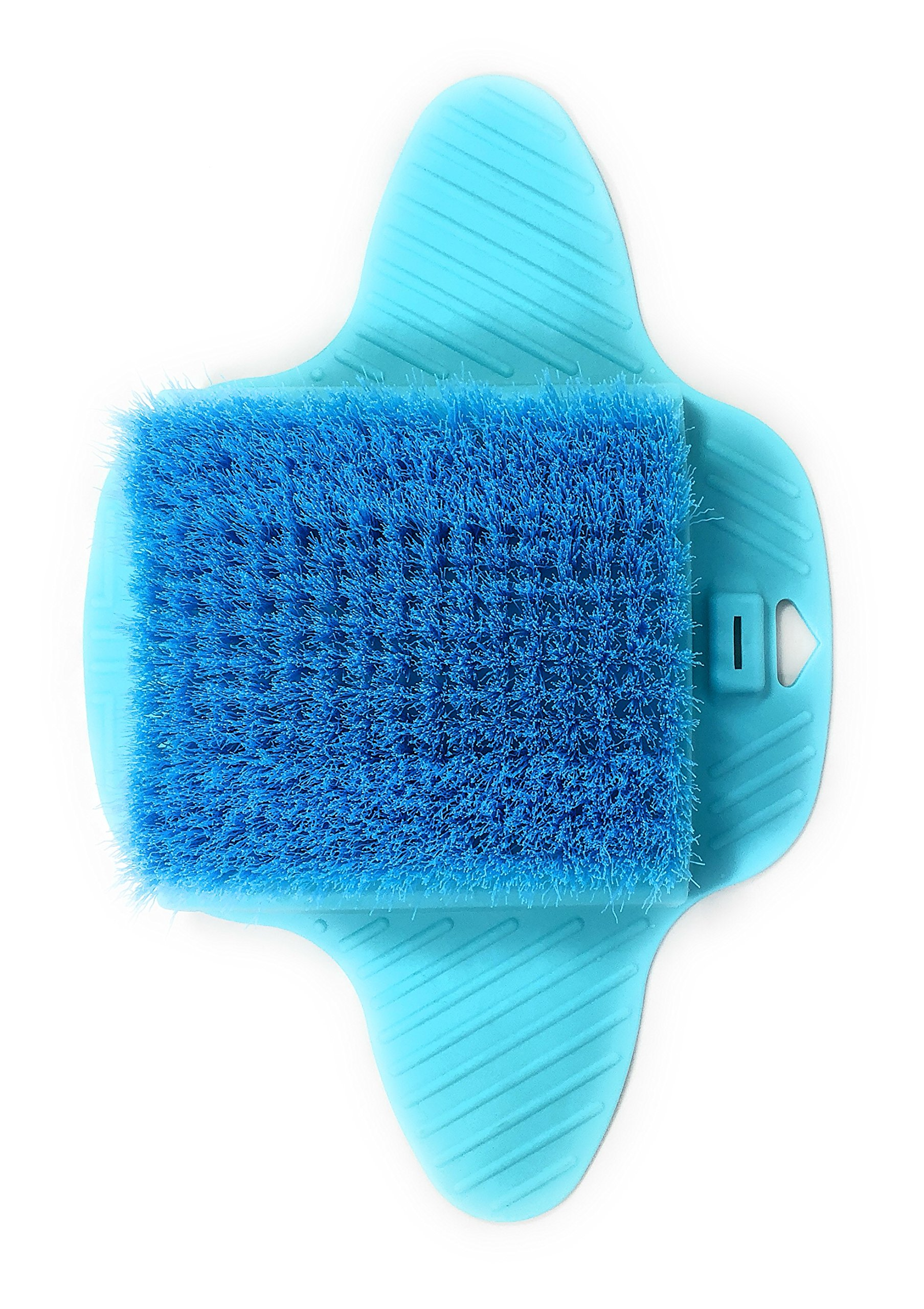 Foot Brush Scrubber - Ultimate Foot Brush Cleaner Helps with Dead Skin Fungus and Daily Foot Wash BY WWSG