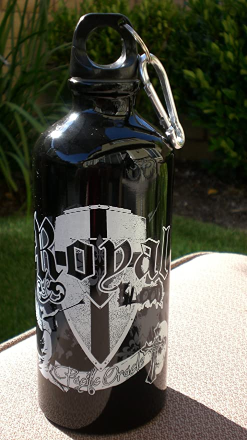Pacific Oracle Royal Blood Botella de Agua de Aluminio sin BPA de ...