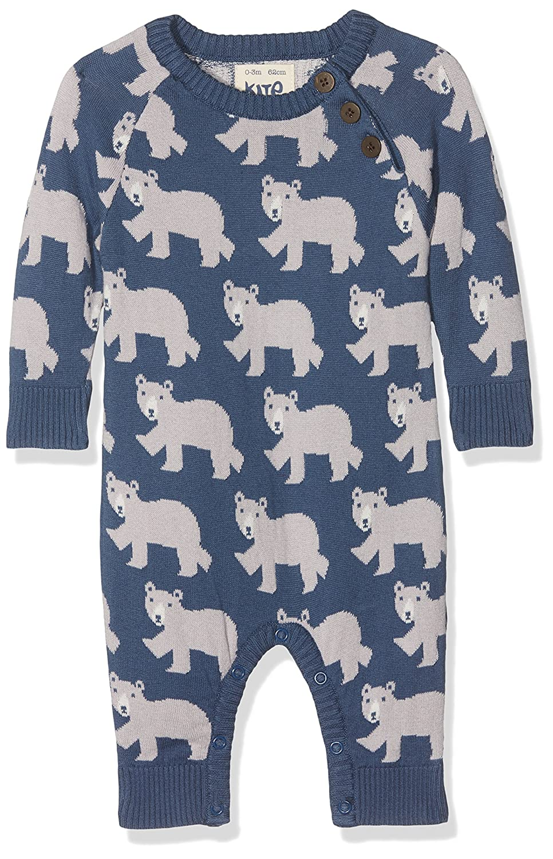 Kite Baby Boys Polar Bear Romper