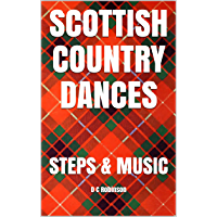 SCOTTISH COUNTRY DANCES: STEPS & MUSIC book cover
