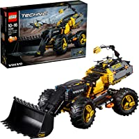 Lego - Volvo Zeux Konsept Tekerlekli Yükleyici (42081)