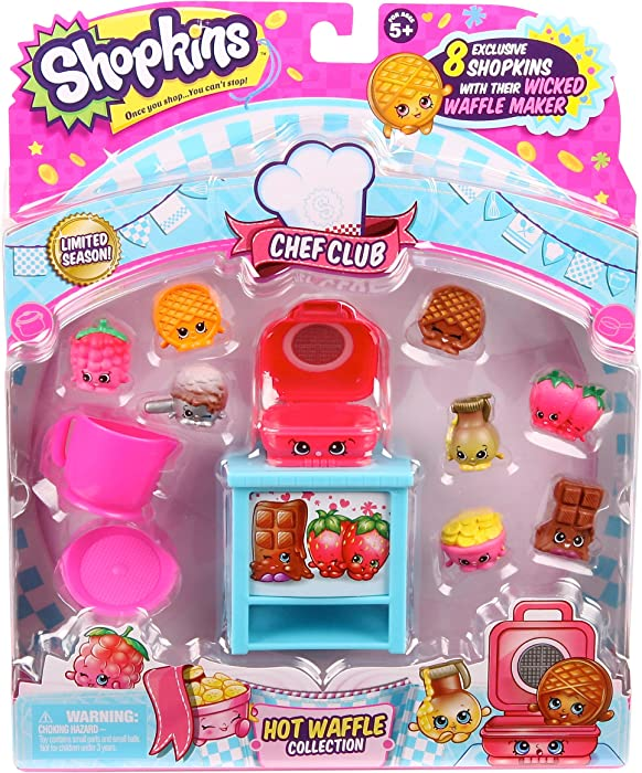 Top 10 Shopkins Food Themed Pack