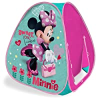 Playhut Disney Minnie Mouse Classic Hideaway Play Tent