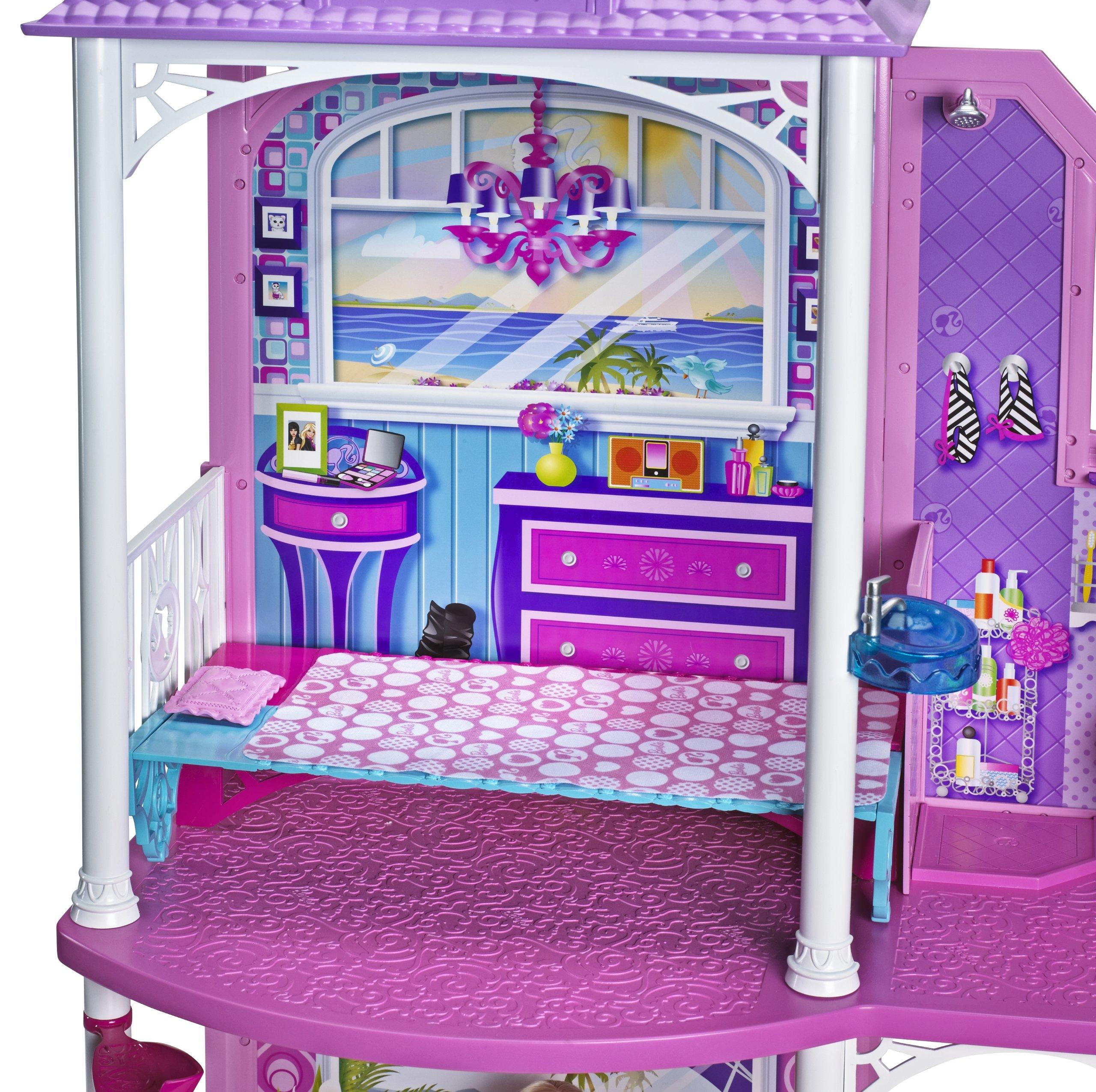 Barbie 2-Story Beach House by Barbie (Image #10)