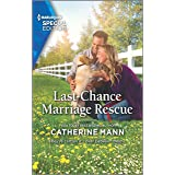 Last-Chance Marriage Rescue (Top Dog Dude Ranch Book 1)