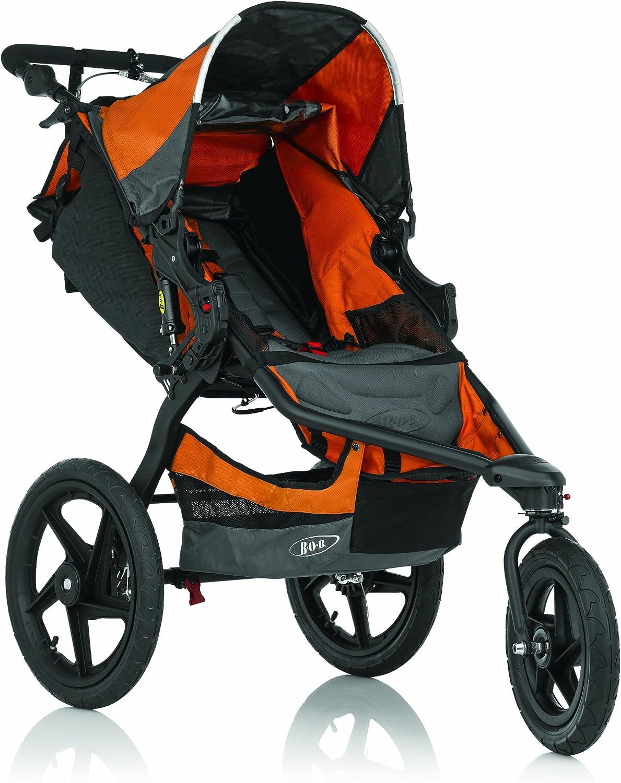 color naranja Cochecito deportivo BOB Revolution PRO