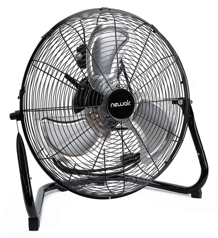 NewAir Wind Pro High Velocity Portable Floor Fan, 18