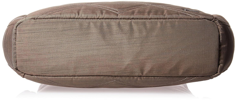 Lug Cable Car Satchel Brushed Concord Shoulder Bag One Size 4948