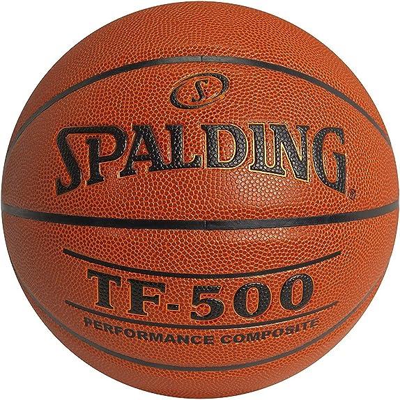 Spalding TF 500 - Balón de Baloncesto (Talla 7): Amazon.es ...