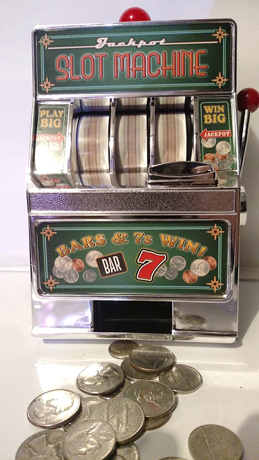Toy slot machines for sale