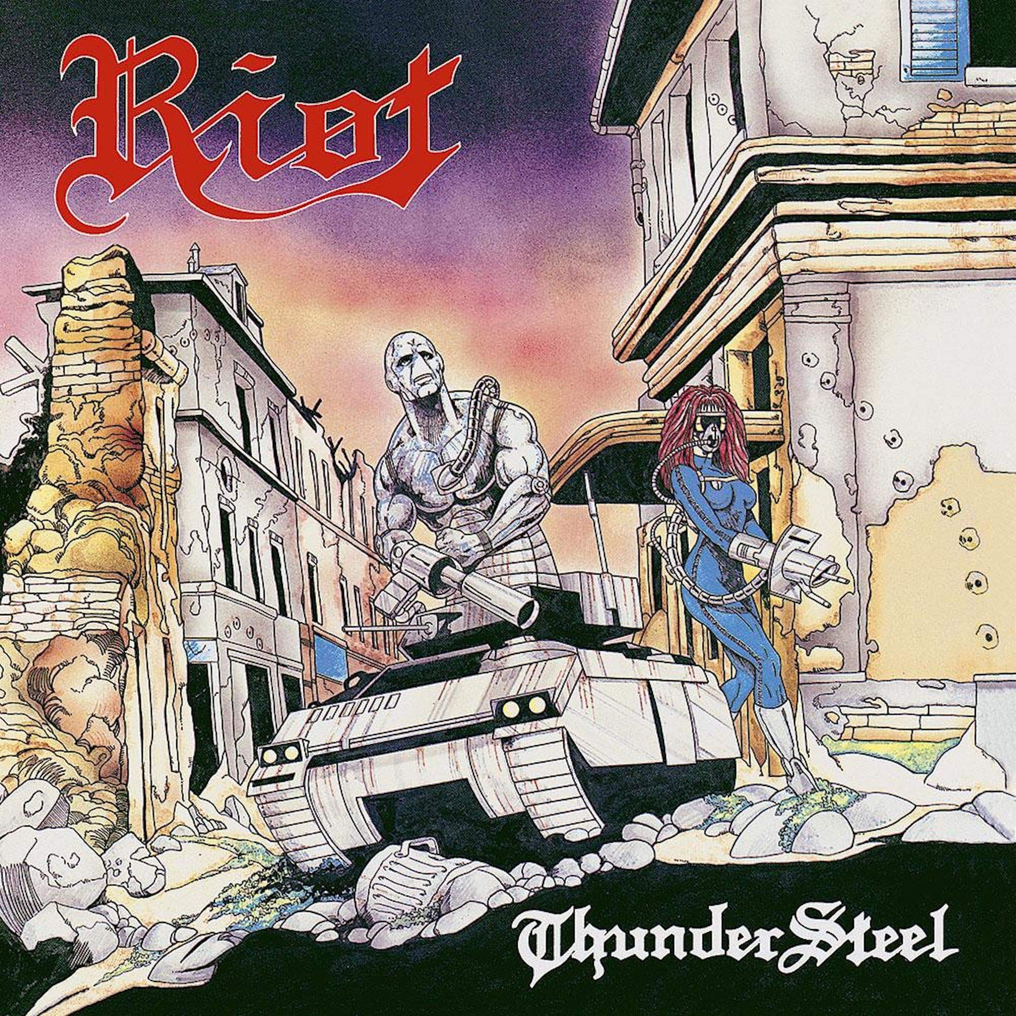 Vinilo : Riot - Thundersteel (30th Anniversary Edition) (Anniversary Edition)