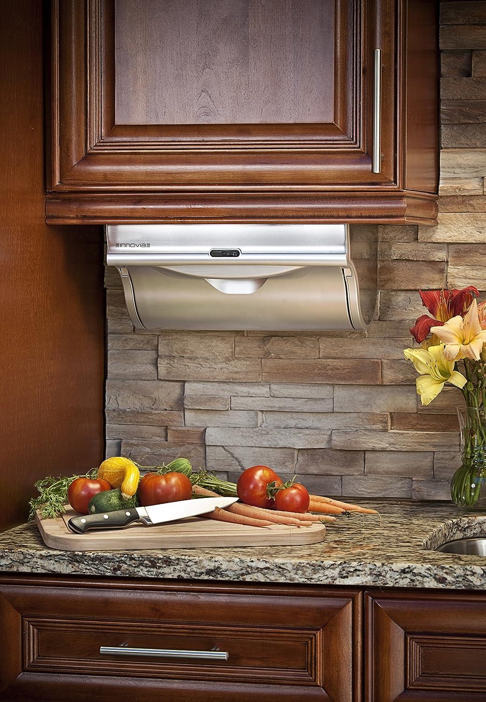 Amazon.com: Innovia WB2-159S Automatic Paper Towel Dispenser, Silver ...