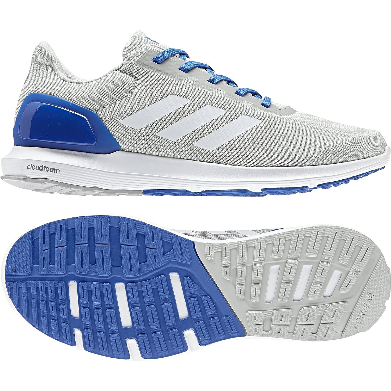 Adidas Cosmic 2 M, Zapatillas de Trail Running para Hombre 42 2/3 EU|Blanco (Tinbla / Ftwbla / Azul 000)