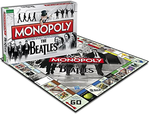 The Beatles Monopoly: Amazon.es: Juguetes y juegos
