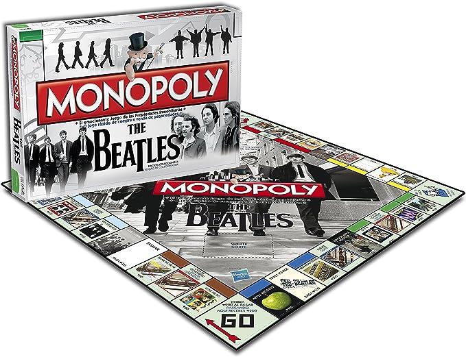 The Beatles Monopoly: Amazon.es: Juguetes y juegos