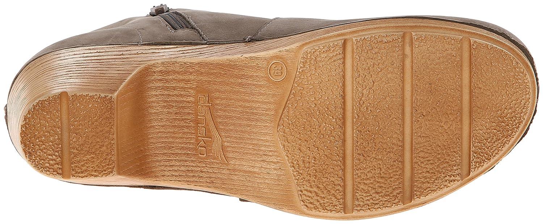 Dansko Women's Maria Boot B00M8Q17EM 39 M EU / 8.5-9 B(M) US|Taupe Milled Nubuck