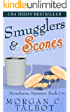 Smugglers & Scones (Moorehaven Mysteries Book 1)
