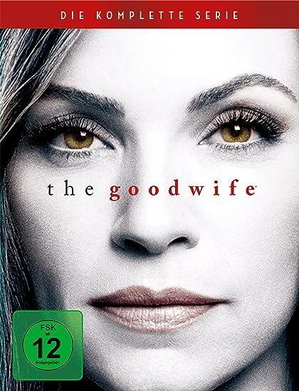 The Good Wife - Die komplette Serie [42 DVDs]