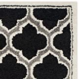 Safavieh Amherst Collection AMT412G Anthracite and
