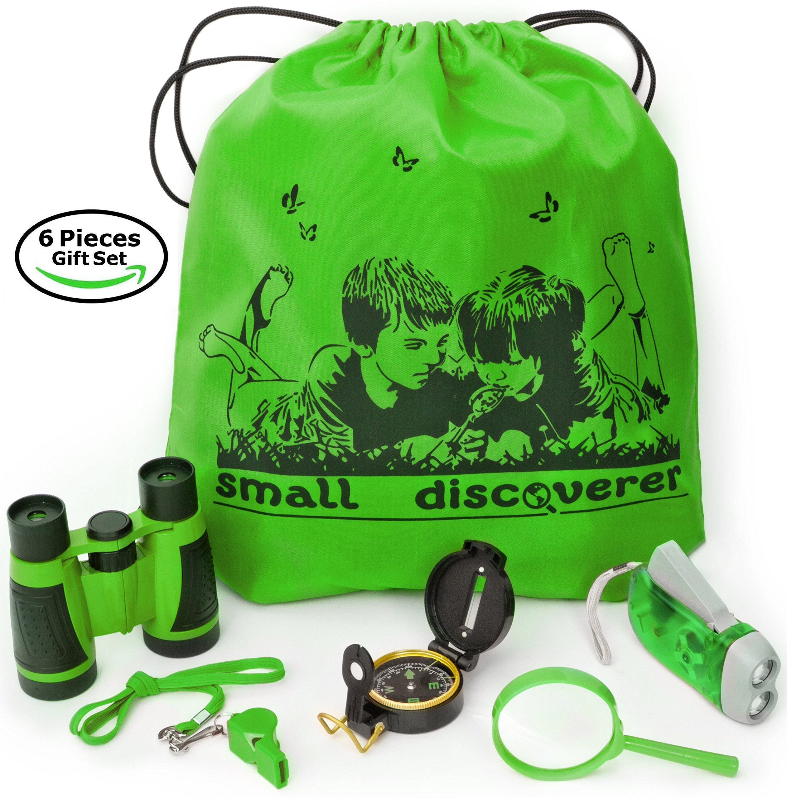 Outdoor Exploration Set - Kids Adventure Pack - Perfect 3-12 year ...