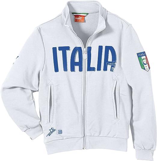 PUMA Kinder Italien Jacke FIGC Italia Track Jacket: Amazon