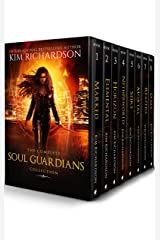 The Complete Soul Guardians Collection: Books 1-8 Kindle Edition