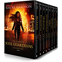 The Complete Soul Guardians Collection: Books 1-8