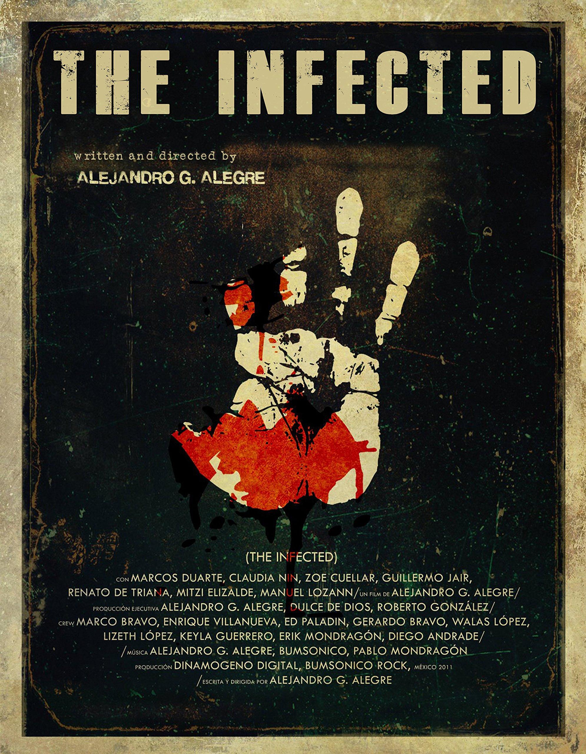 Amazon.com: The Infected: Marcos Duarte, Claudia Nin, Zoé Cuellar ...