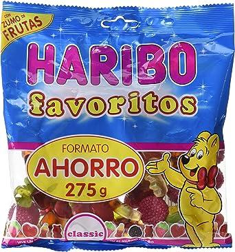 Haribo - Ositos De Oro - Caramelos de goma con sabor a cola - 100 g - , Pack de 6: Amazon.es: Alimentación y bebidas