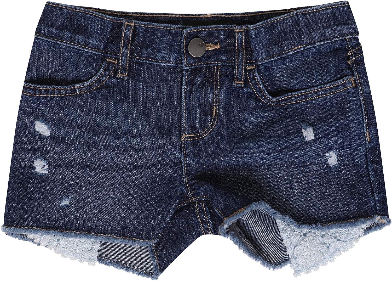 Off The High Street Girls Denim Shorts Kids Childrens Summer Holiday