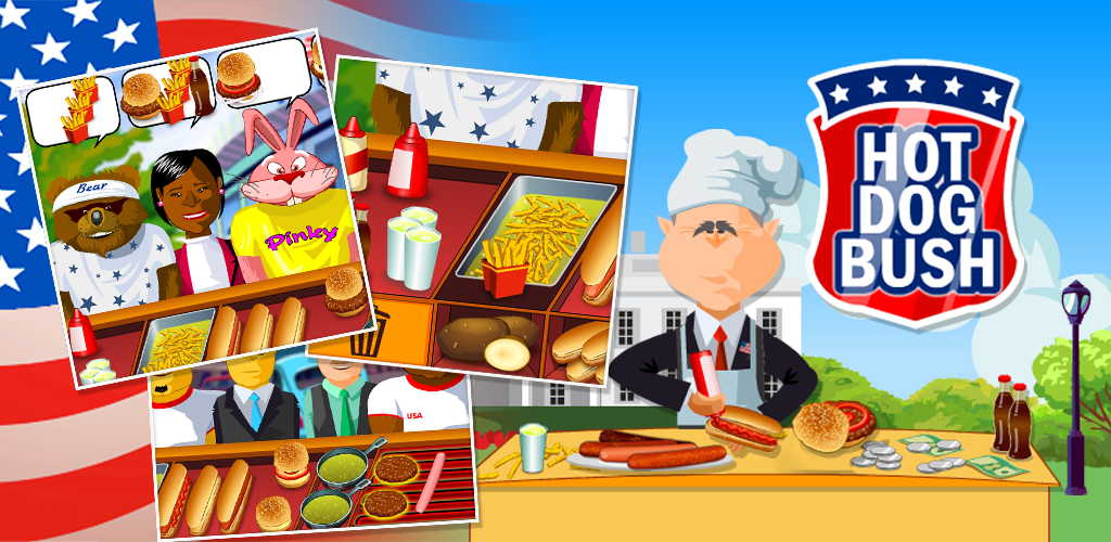 Amazon.com: Hot Dog Bush: Appstore for Android