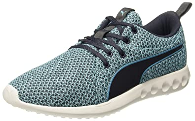 f4373357537 Puma Women s Carson 2 Knit Wn s IDP Periscope-Nrgy Turquoise Running Shoes  - 4