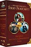 Les Mondes fabuleux de Terry Pratchett : Discworld + Les Contes du Disque-Monde + Timbré