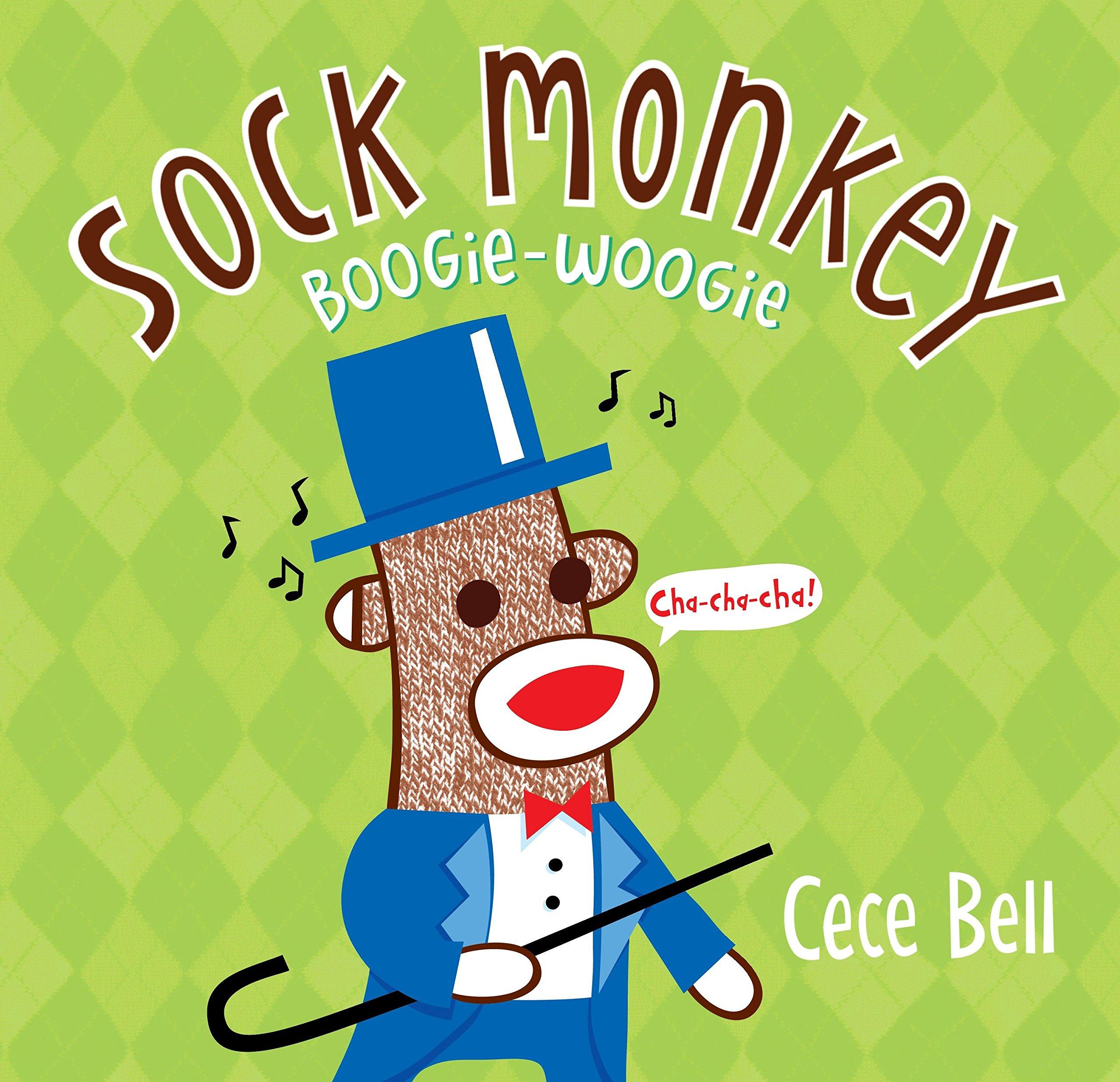 2bf292149c5 Sock Monkey Boogie Woogie  A Friend Is Made (Cece Bell s Sock Monkey ...