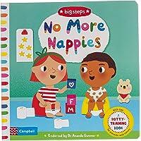 كتاب No More Nappies: A Potty-Training Book