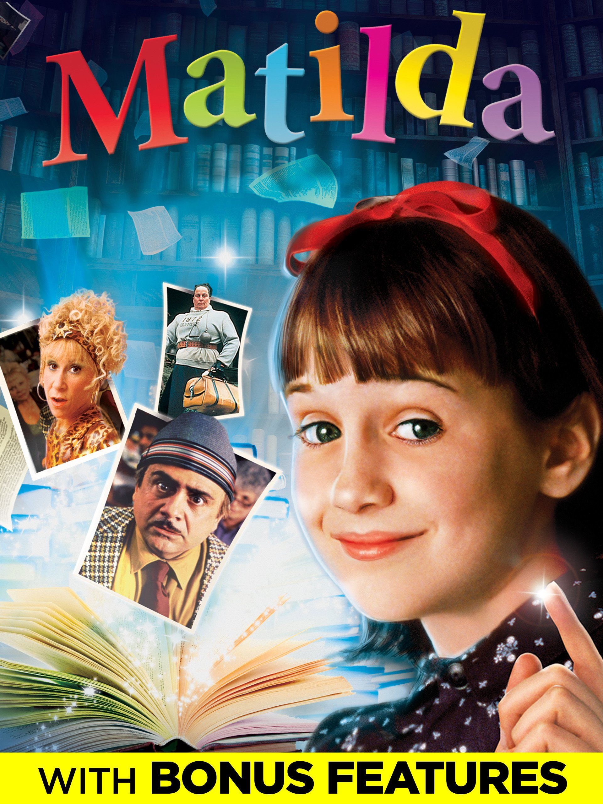 matilda full movie in english part 1
