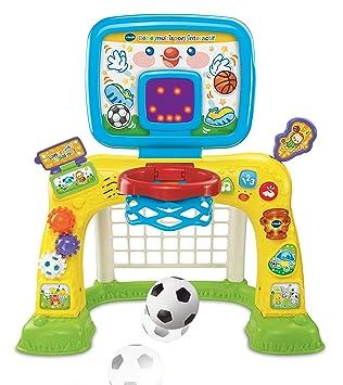 c10111b88747b V Tech - Bébé multisport interactif  Amazon.fr  Jeux et Jouets