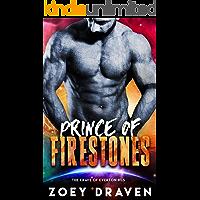 Prince of Firestones (A SciFi Alien Romance) (The Krave of Everton Book 2)