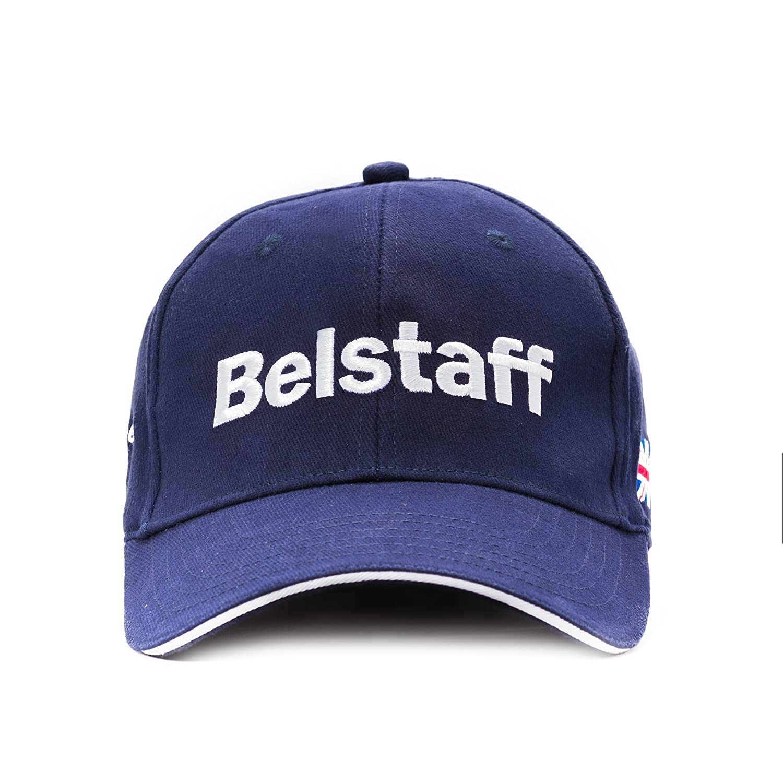 Belstaff Baseball Cap, Blau-Rot-Weiss, Unisize