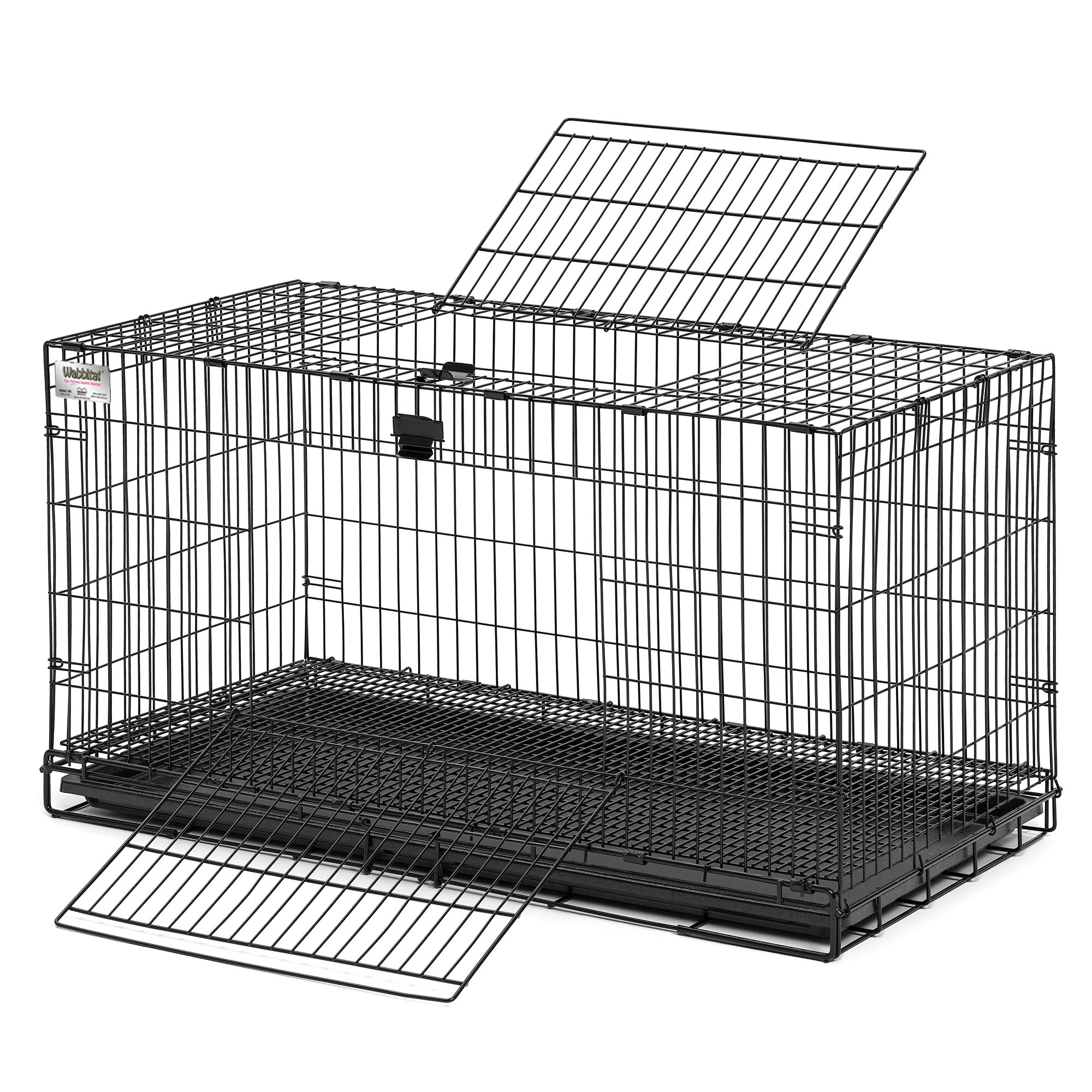 Midwest Wabbitat Folding Rabbit Cage by MidWest Homes for Pets