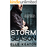 Storm Season: MM Romantic Suspense (Accidental Roots Book 1) book cover