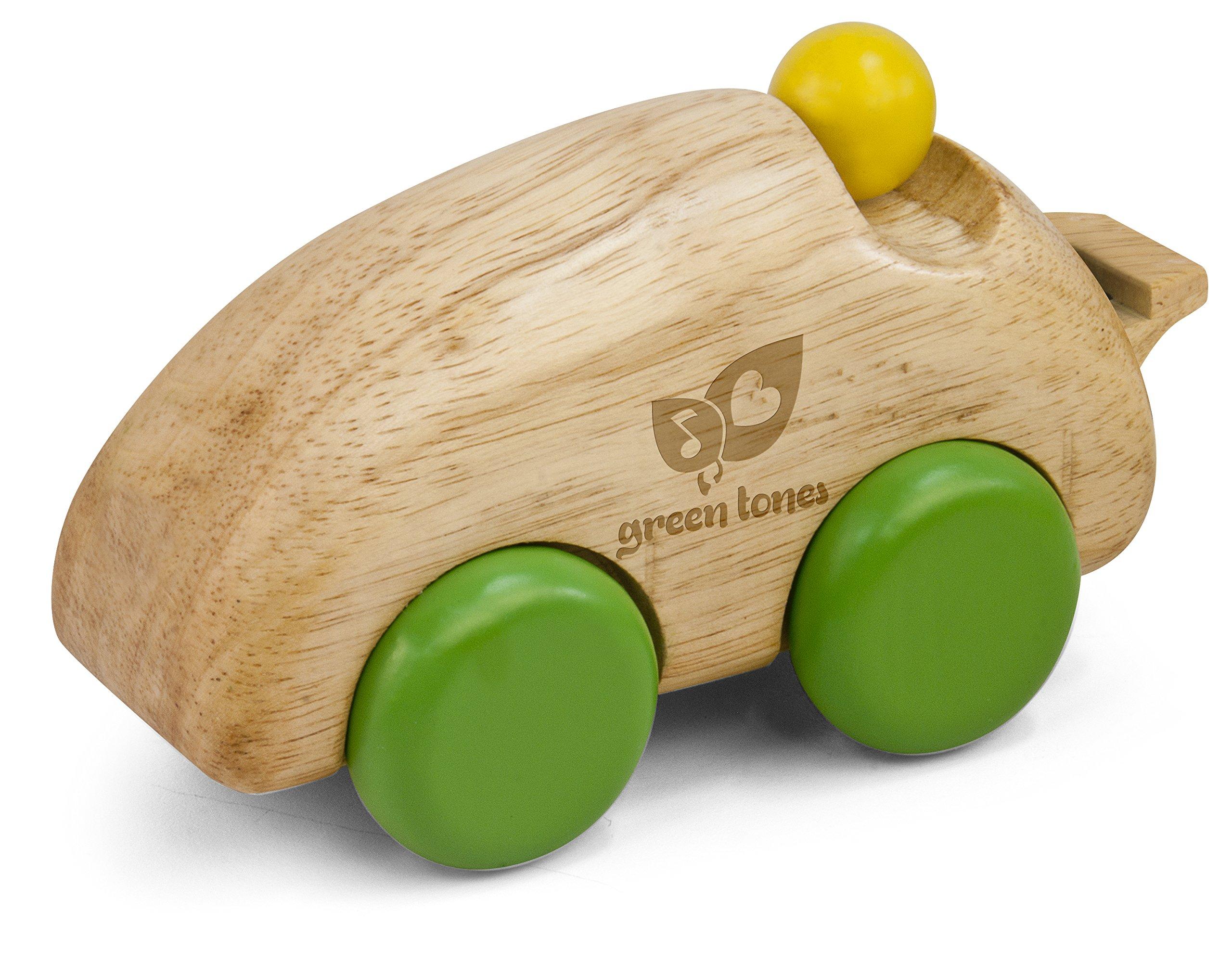 Green Tones Award-Winning Race Car Whistle