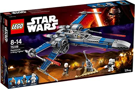 LEGO Star Wars Resistance X-Wing Fighter 75149 Playset Toy